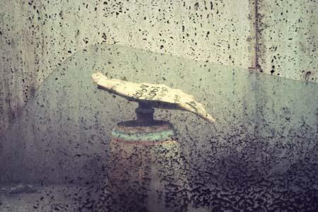 Paper Vessel by Walter Crump