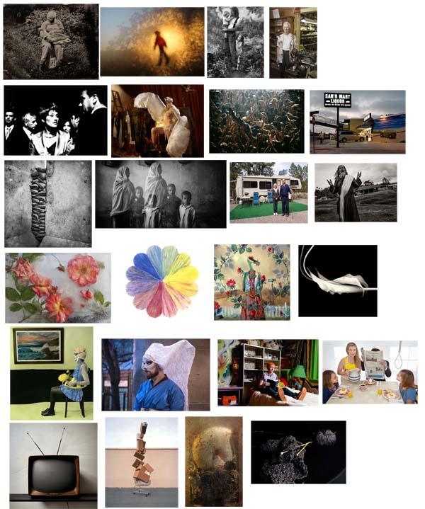 2014 exhibiting artists