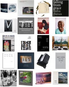 20 photobooks exhibited at Davis Orton Gallery