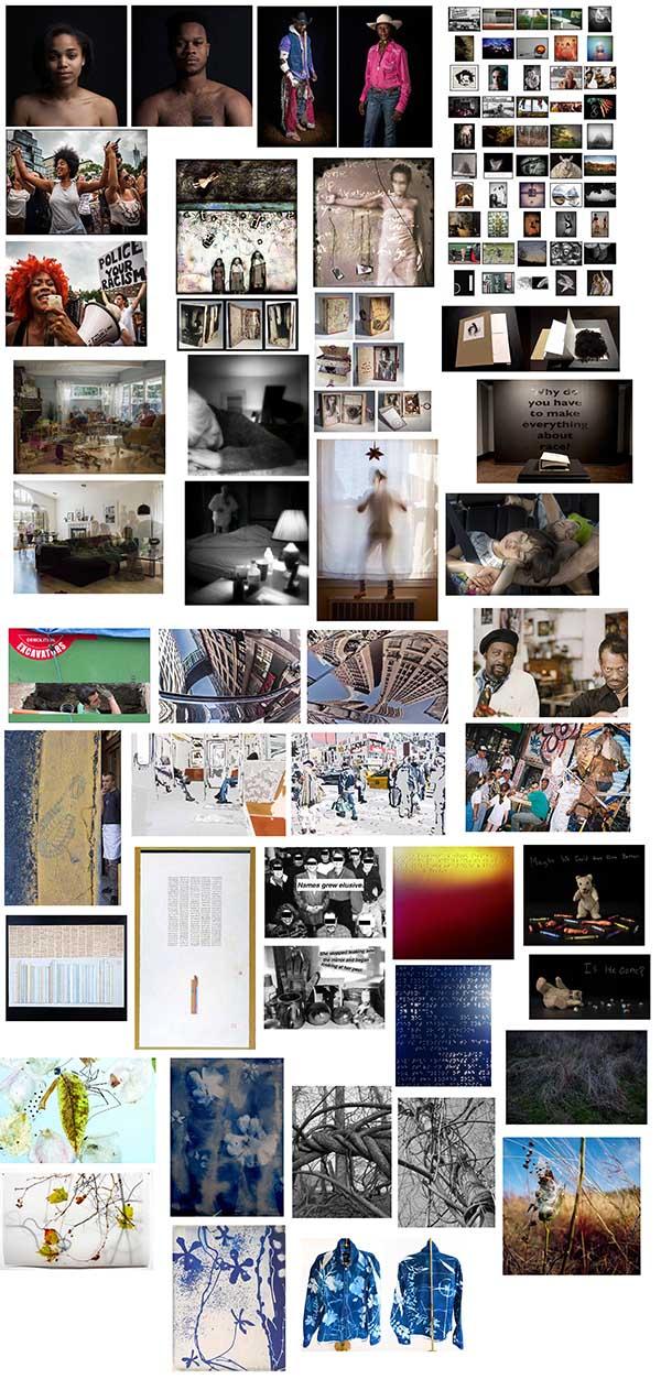2016 Exhibitors at Davis Orton Gallery