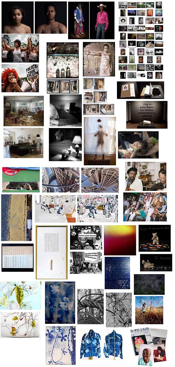 Davis Orton Gallery Exhibitors, 2016