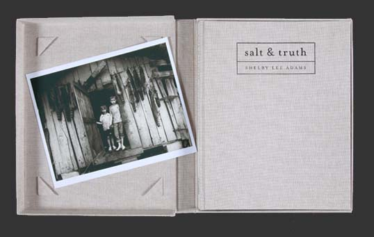 Limited edition 'salt & truth' with Billy and Bethany with Coon Skins by Shelby Lee Adams