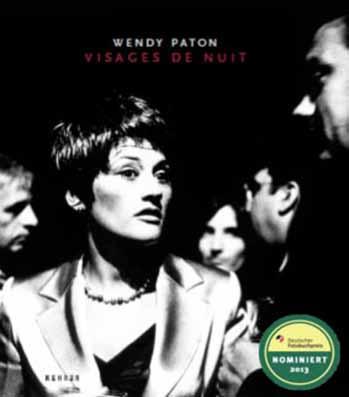 Book, Visages de Nuit by Wendy Paton