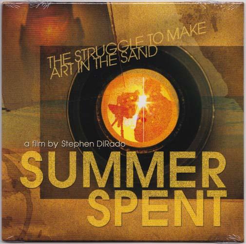 Summer Spent DVD by Stephen DiRado