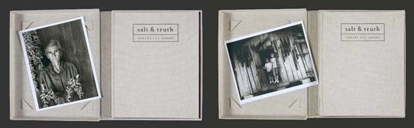 """Limited Edition, 'salt & truth' with 8 x 10"""" print by Shelby Lee Adams"""