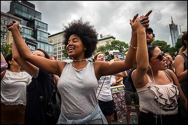 Black Lives Matter II by Ben Arnon