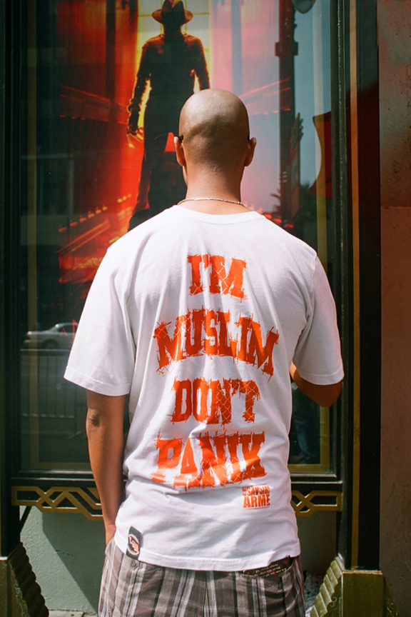 I'm Muslim from Not In Your Face by Susan A. Barnett