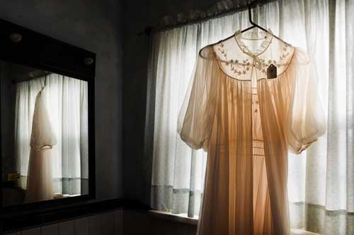Wedding Night Negligee by Norm Diamond