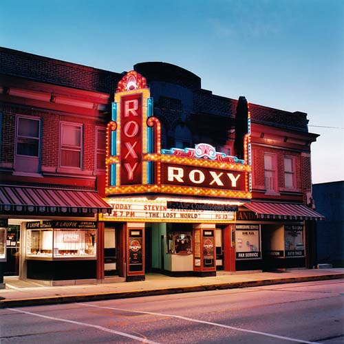 Roxy, Northampton PA by Stefanie Klavens