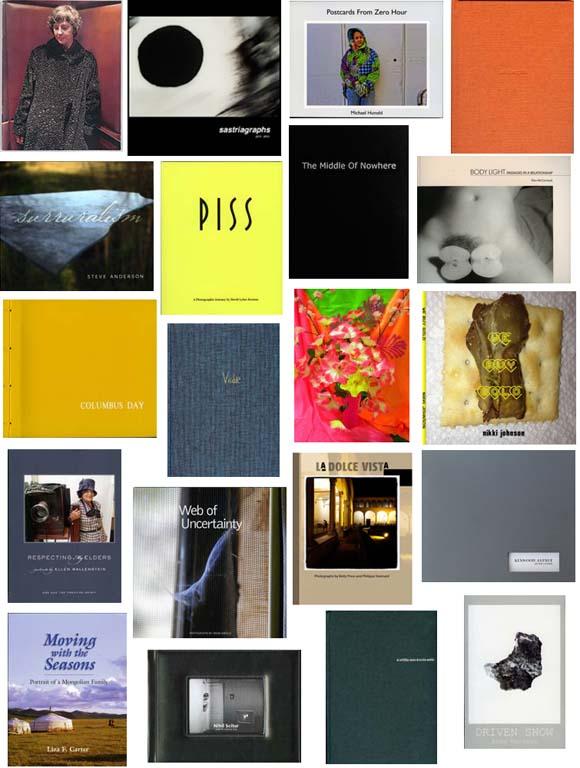 Twenty Juried Photobooks, PHOTOBOOK 2013