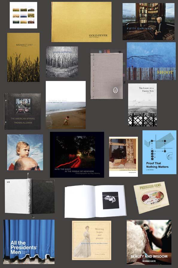 Twenty photobooks PHOTOBOOK 2014