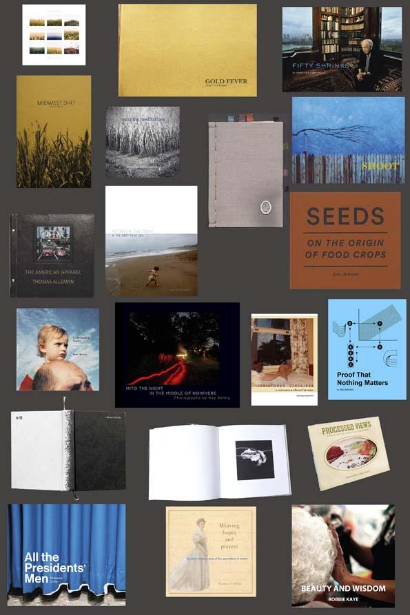 Photobook 2014-20 photobooks