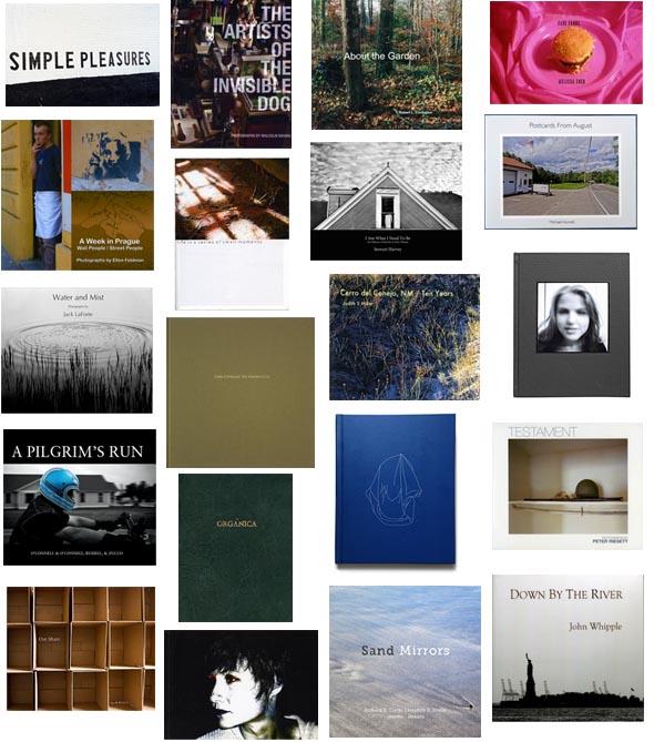 20 juried photobooks Photobook 2012
