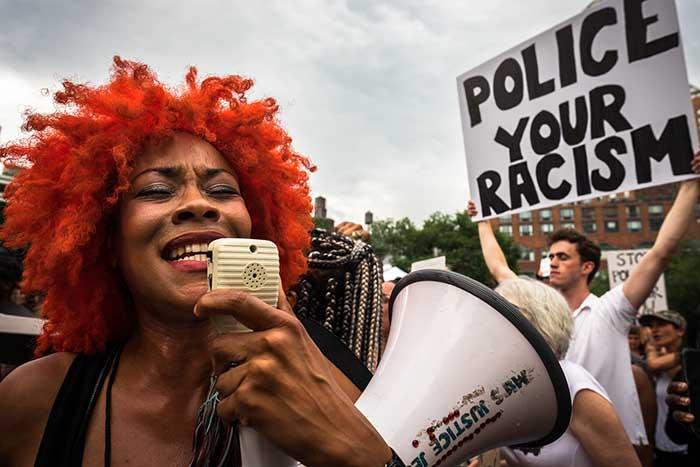 Black Lives Matter I by Ben Arnon