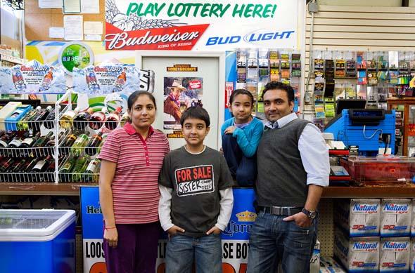 The Patel Family by Edie Bresler