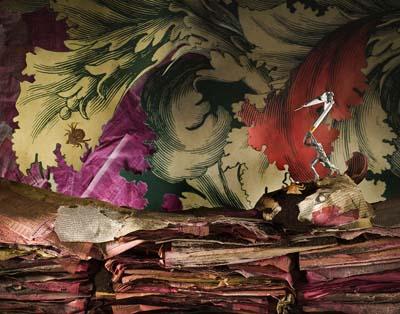 DaVinci Battles Celestial Fossil Matter! by James Bellucci
