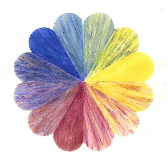 Color Study 1 by Linda Stillman