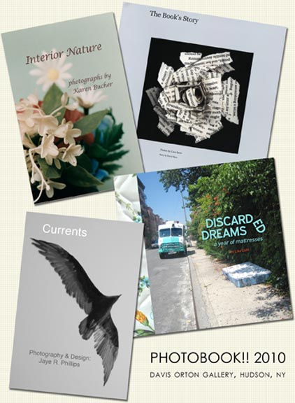 Four Best of Show Photobooks