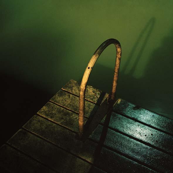 Moon Dock by Miska Draskoczy