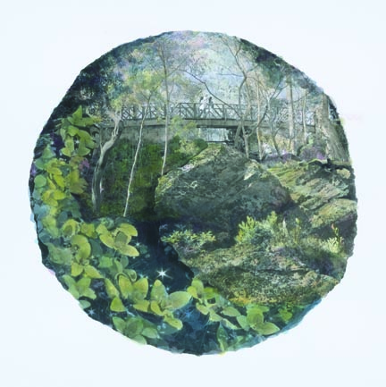 Into the Mandala by Julie Brook Alexander