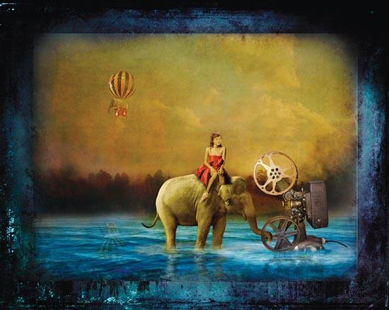 Mélies' Dream by Fran Forman