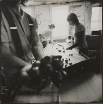 Dana Mathews-sorting potatoes
