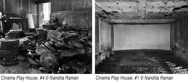 Nandita Raman, Cinema Play House