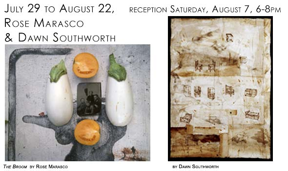 images by Rose Marasco and Dawn Southworth