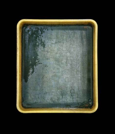 Sally Mann's Developer Tray by John Cyr