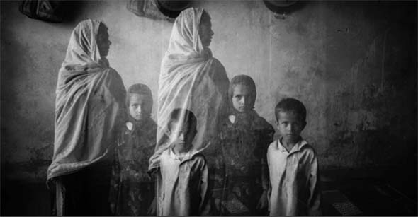 andrea camuto - women in Afghanistan