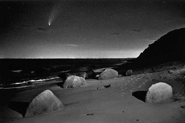 From Celestial 20, (Hale-Bopp, 1997) by Stephen DiRado