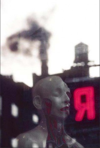 New York City, 1995, by Jeff Jacobson