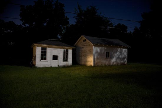 Garage and Barn, Lawrence KS by Remi Thornton