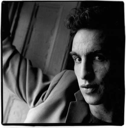 Sylvia Plachy photograph of John Lurie