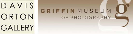 Davis Orton Gallery and Griffin Museum of Photography logos