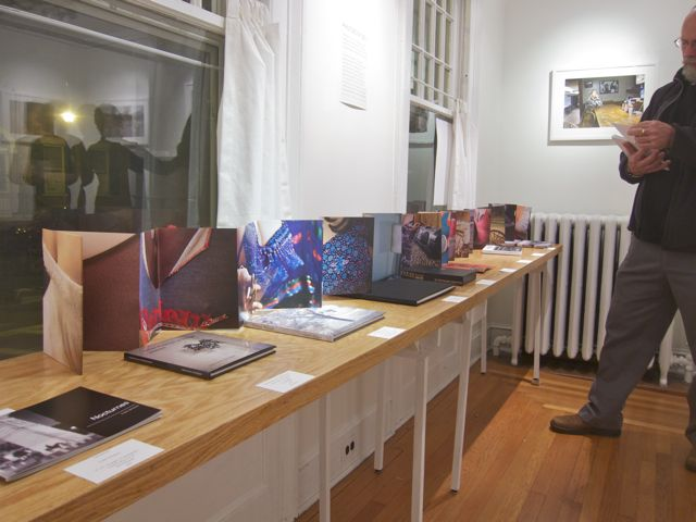 Photobooks!! 2011 Davis Orton Gallery Hudson NY