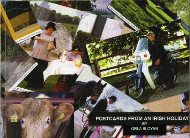 Postcards From An Irish Holiday by Orla Sloyan