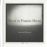 Trust in Passing Hours by Amanda Penecale