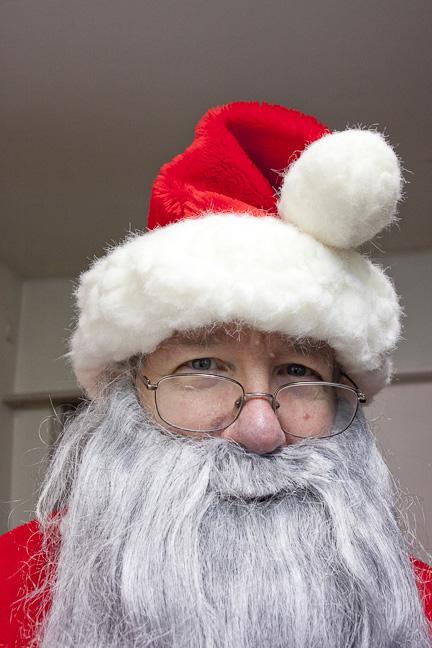 Mark Orton as Santa
