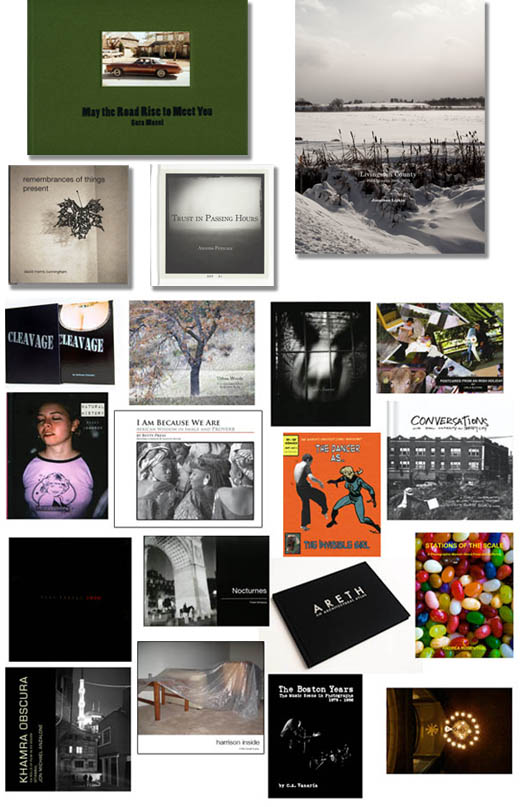 PhotoBooks 2011 at Davis Orton Gallery