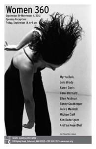 Ellen Feldman, Andrea Rosenthal, Karen Davis in Women 360