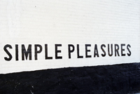 brett bell, simple pleasures