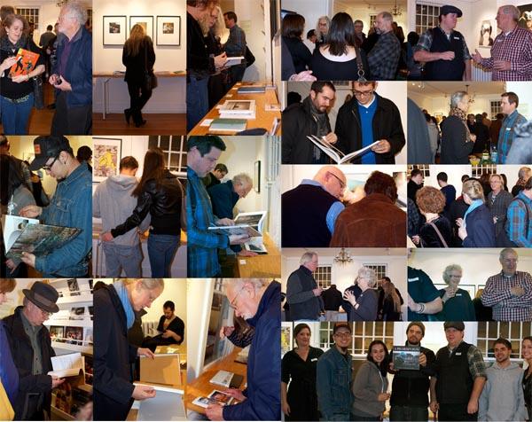 PHOTOBOOK 2012 Davis Orton Gallery Reception