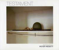 peter riesett, testament