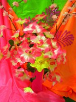 Melissa Eder - Can You Dig It? A chromatic series of floral arrangements