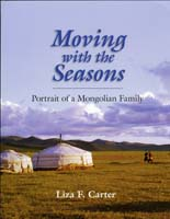 Liza F. Carter - Moving with the Seasons