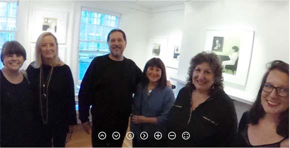 Aline Smithson, Mark Kalan, Meg Birnbaum, Paula Tognarelli and others