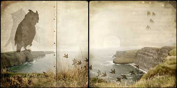 BMMilligan-A Great Sorrow, diptych