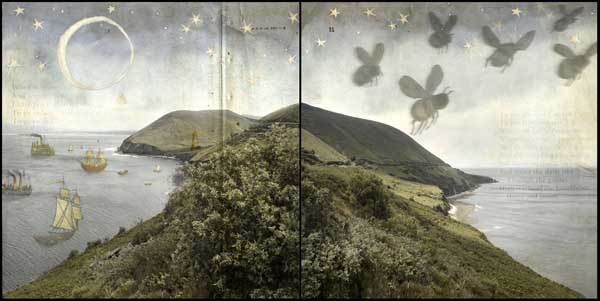 BMMilligan - The Little Land (diptych)