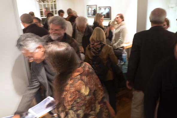 RECEPTION photobook 2015 Davis Orton Gallery